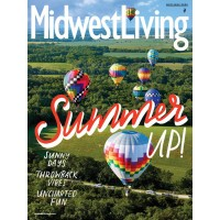 2 Year Subscription / 12 issues  to Midwest Living