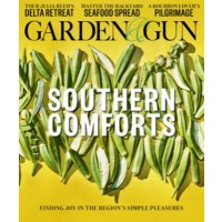 1 Year Subscription / 6 Issues to Garden & Gun