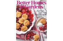 2 years / 24 issues to Better Homes & Gardens