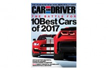 2-Year Magazine Subscription to Car and Driver® (24 Issues)
