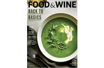 2 Year Subscription (24 issues)  to Food & Wine