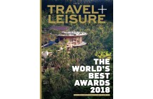1 Year Subscription (12 issues)  to Travel + Leisure Magazine