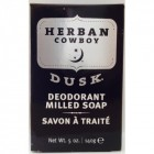 Herban Cowboy / Organic Grooming Milled Soap - Dusk + Free Shipping